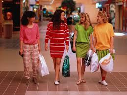 ¿Qué edad debe tener un niño para dejarlo solo en un shopping?