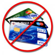 Cómo vivir sin tarjeta de crédito