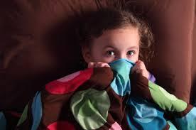 ¿Por que los niños le temen a la oscuridad?