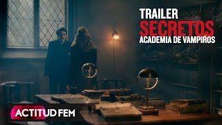 Academia de Vampiros: Trailer Oficial