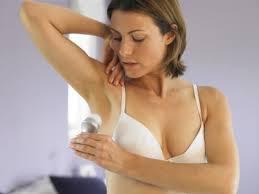 Desodorantes que provocan partos prematuros