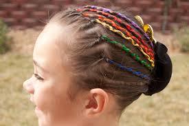 Cómo hacer accesorios de pelo para niños