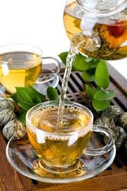 Cómo adelgazar tomando té blanco
