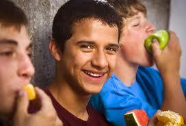 Nutrición para niños y adolescentes