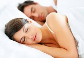 Yoga para dormir como un bebé