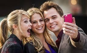 Las selfies prohibidas de las actrices más famosas