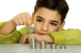 Cómo enseñar a los niños ahorrar dinero