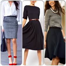 5 outfits para la oficina