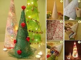 Cómo hacer un arbolito de Navidad