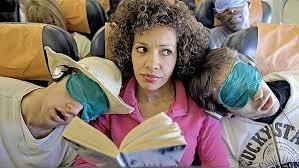 Los 5 pasajeros más insoportables en un vuelo
