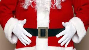 Abdominales navideños para hacer en casa