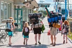 Los secretos de los mochileros para viajar sin dinero