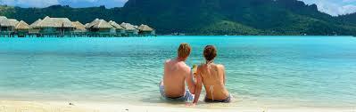 Los 10 mejores lugares para ir de luna de miel