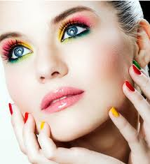 Tendencias en maquillaje para primavera