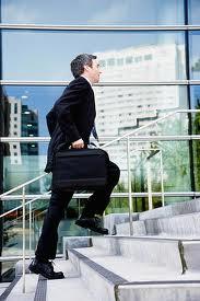 Protocolo en escaleras