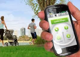 Aplicaciones para monitorear la actividad física