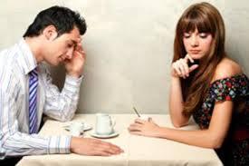 Por que los hombres huyen en la primera cita?