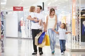 Cómo ahorrar al ir de compras con niños
