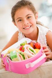 Lunch saludable para niños