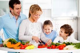 Dieta saludable para toda la familia
