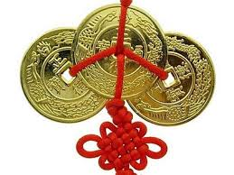 Amuletos monedas chinas para atraer dinero