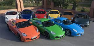 El color de tu coche y tu imagen personal