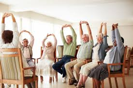 Actividades de ocio para personas mayores