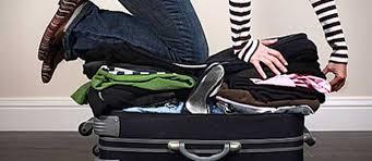 Consejos para armar tu maleta