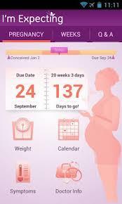 Aplicaciones para futuras mamas