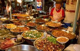 Gastronomía típica de Tailandia