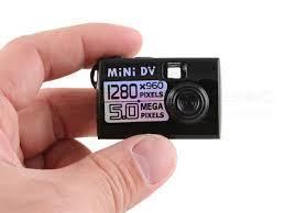 La cámara más pequeña del mundo