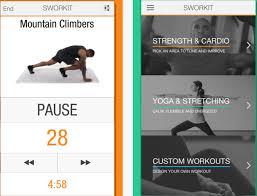 5 apps para entrenar