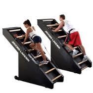 Ejercicios en escaleras para mejorar la capacidad aeróbica