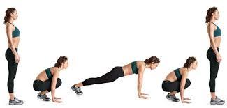 Burpees: el ejercicio ideal para adelgazar