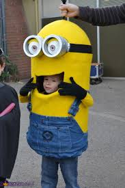 ¡Disfraz original de minion!