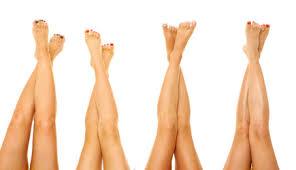 3 ejercicios para enderezar las piernas