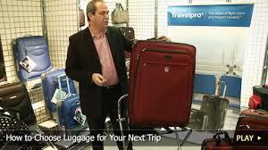 ¿Cómo comprar la maleta adecuada?