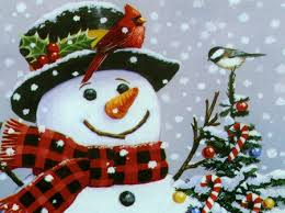 ¿Cómo hacer un muñeco de nieve de adorno?
