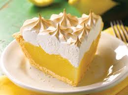 Pay de limon apto para diabéticos y celíacos