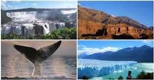 Top 10 destinos de Argentina