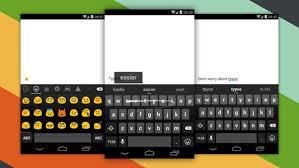 5 teclados para Android