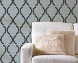 ¿Cómo decorar tu pared con plantillas?