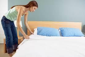 Tender la cama? Ni lo pienses!