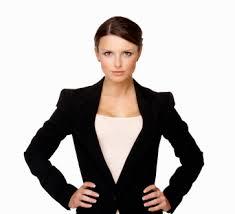 Imagen ejecutiva femenina