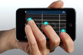 Apps para tocar guitarra