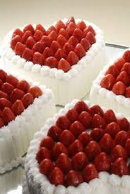 Torta de San Valentín