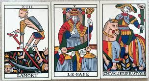 Introducción al Tarot de Marsella
