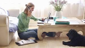 5 empleos desde tu  casa