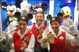 ¿Por qué triunfo Disney?