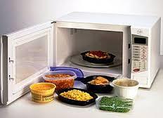 5 cosas que NO van al microondas